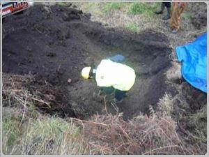 Trench - Excavation 3