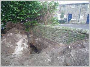 Tunnel - Excavation 1